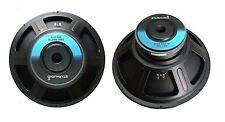 STARAUDIO 2 Subwoofers 3500W 18 Inch Raw DJ 8 Ohm PA Speaker Woofer 70oz Magnet