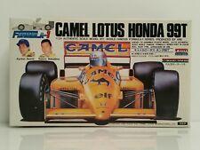 Rare Arii Camel Lotus Honds 99T Model Kit Senna Nakajima 1/24 Motorized A535-600
