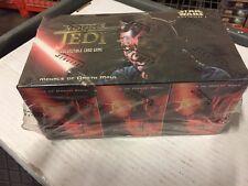 Star Wars Young Jedi CCG TCG Menace Of Darth Maul Starter 12-Deck Retail Box