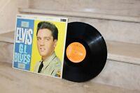 LP elvis presley  -  GI Blues  (SF-5078)
