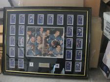 Toronto Maple Leafs HUGE Plaque Auctioned Last Night @ MLG / Parkhurst 1964