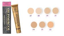 dermacol Maquillaje resistente al agua SPF 30 Hipoalérgico Maquillaje Funda 30g