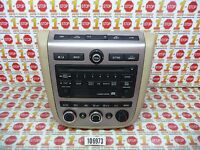 06 07 NISSAN MURANO AM/FM RADIO CD PLAYER & CLIMATE CONTROL 28185-CC20A OEM