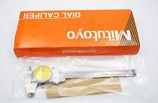 Mitutoyo 505-732  Dial Caliper Vernier Caliper  0-150mm 0.01mm Repace 505-681