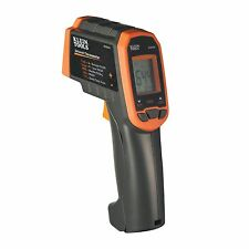 Klein Tools IR2000A 12:1 Dual Laser Infrared Thermometer - w/ Case - NEW