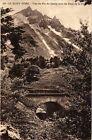 CPA Le Mont Dore - Vue du Pic du Sancy pris du Pont de la Der (244363)