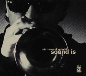 Robert Mazurek - Sound Is CD