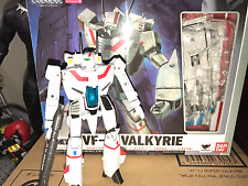Macross VF-1J Valkyrie  Hi-Metal R Action Figure Rick Hunter  Bandai US SELLER