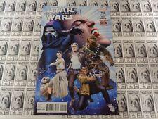 Star Wars The Force Awakens Adaptation (2016) Marvel - #2, Rey, Finn, NM/-
