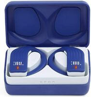 JBL Endurance PEAK Waterproof True Wireless In-ear Sport Headphones Blue NEW