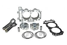 Sparks Racing 1110cc 9.0:1 Turbo Piston Big Bore Kit Polaris Rzr Xp 1000