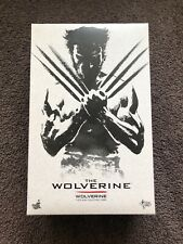 1/6 Scale Hot Toys The Wolverine Figure Marvel X Men Logan Weapon X