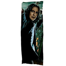 "Alan Rickman Severus Snape 21"" x 60"" Body Bolster Pillow Case (Dakimakura)"