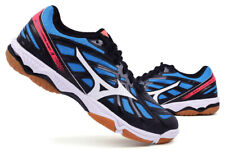 Mizuno Hurricane 3 Indoor Shoes Volleyball Badminton Unisex Navy NWT V1GA174001