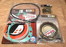 Suzuki LTZ 400 QUADSPORT 2005-2008 Tusk Clutch, Springs Cover Gasket & Cable Kit