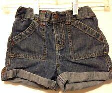 Jordache Denim shorts size 6 Cotton 20 Waist 2 Inseam Girls