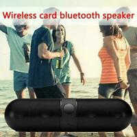Bluetooth Wireless Speaker Mini Super Bass Usb Stereo Mp3 Pill Lautsprecher P3K8