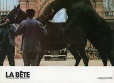 WALERIAN BOROWCZYK LA BETE 1975 VINTAGE LOBBY CARD #12