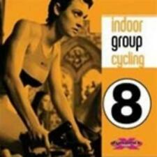 Indoor Group Cycling 8 Music AUDIO CD instructor fitness class workout w/ Art!