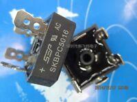 1PC Three-phase bridge rectifier, rectifier bridge SKBPC5016 foot 50A1600V