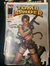 Autographed Tomb Raider #1