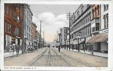 West Water Street Elmira NY [Chemung County] nice postcard not postally used