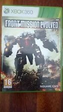 xbox360 Front Mission Evolved Used