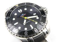 Rotary AGB00063/W/04 Men's Aquaspeed Submariner Watch - 100m