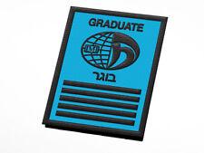 IKMF Krav Maga Graduate Level 5 Patch