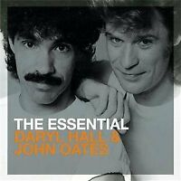 Daryl and John Oates Hall - Essential Hall and Oates [CD]