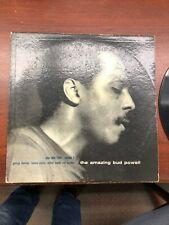 BUD POWELL: Amazing US Blue Note BLP 1504 Lexington  Jazz LP - Vinyl 1953