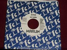 """KAT MANDU """"The Break (Short Version)"""" Marlin MARX-3338 Promo!"""
