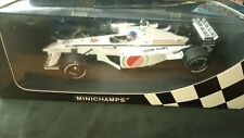 BAR Honda 03 J Villeneuve By Minichamps