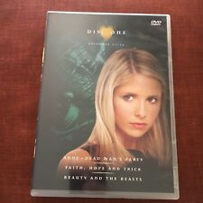 BUFFY THE VAMPIRE SLAYER DVD. SEASON 3, EPISODES 23-26. DISC 1