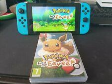 Pokemon: Let's Go, Eevee! Nintendo Switch 2017
