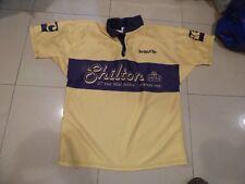 Sporting Goods Maillot Vélo Vintage Asptt Pau Bleu Unisport 75cm Sur 50cm