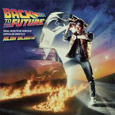 Back to the future cd sealed intrada silvestri