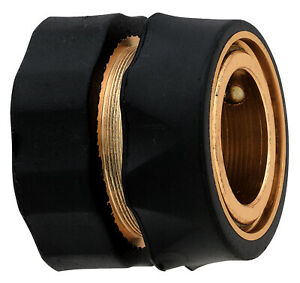Orbit 58118N Brass Leak-Proof Female Hose Quick Connect Fitting 3/4 in.