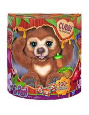 FurReal Friends Cubby the Curious Bear Brown Pet Bear