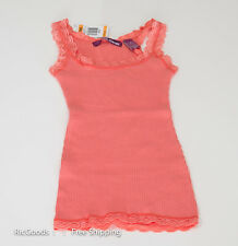 Brand 🛍 NEW! Epic Threads Tank Top Shirt, porcelain rose, Girls  L