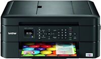 Brother MFC-J480DW Wireless Inkjet Color All-in-One Printer Auto Document Feeder