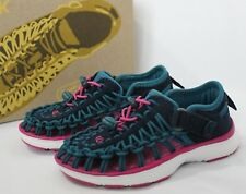 KEEN UNEEK O2 Sandals Toddler Size 9 Dress Blues/Very Berry Shoes Summer Girl