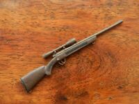 Vintage Action Man Sniper Rifle Hunter Jungle Explorer Hasbro