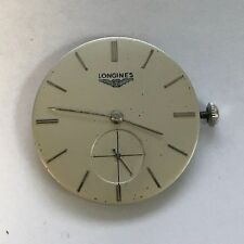 Longines cal. 22L Wrist Watch Movement, 17 Jewel for parts or repair