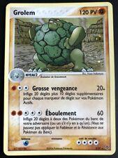 Carte Pokemon GROLEM 5/97 Holo DRAGON Bloc ex FR Proche NEUF