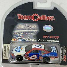 Team Caliber Nascar Pit Stop 2005 Edition Die Cast Replica 1:64 Scale