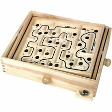 Labyrinth - Wooden Tobar Puzzle Game