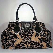Raviani Travel Handbag with Crystals Made in USA
