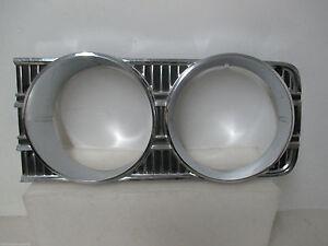 Mopar NOS 1971 Chrysler Newport, Left Hand Head Lamp Bezel 3443717