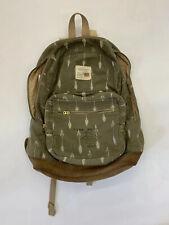 Ralph Lauren Polo Denim & Supply Canvas Backpack EUC